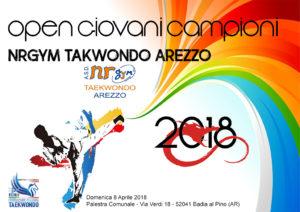 OPEN GIOVANI CAMPIONI @ Palestra Comunale