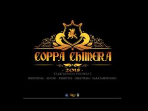 "Coppa Chimera 2018 @ Palasport Estra ""Mario d'Agata"""