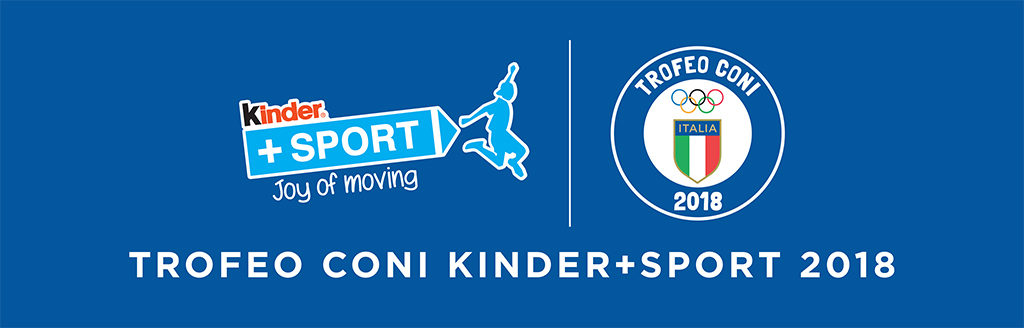Risultati selezione per il Trofeo CONI Kinder 2018
