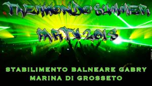 Tuscany Taekwondo Summer Party 2018 @ Bagno Gabry