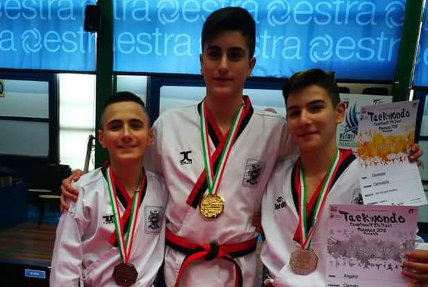 Luca Matellini convocato al raduno nazionale forme e freestyle