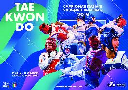 Campionati Italiani per Categorie Olimpiche 2019 @ Palazzetto dello Sport