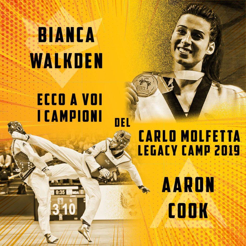 Carlo Molfetta Legacy Camp 2019