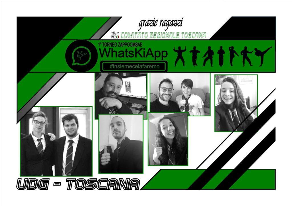 1° Torneo ZappPoomsae – Risultati