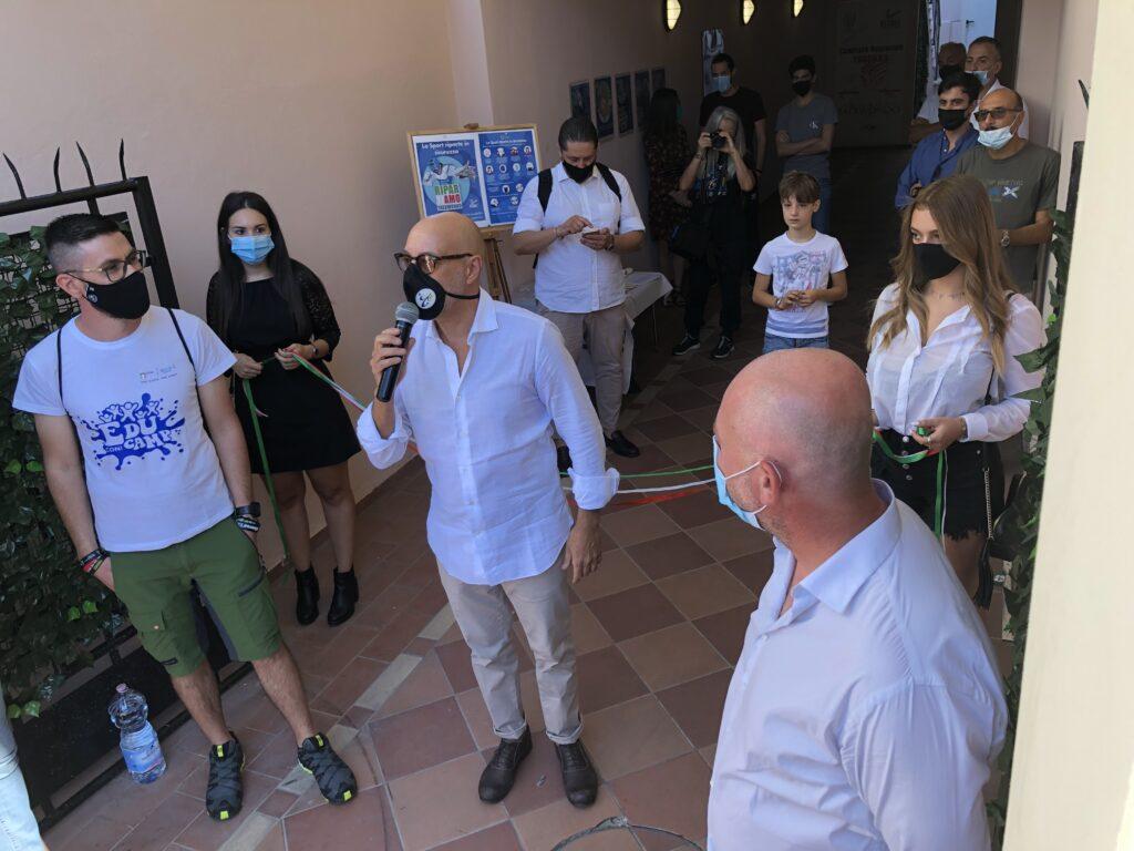 """Assemblea regionale e inaugurazione della nuova palestra sportiva """"Circolo Grassi"""" – Prato"""